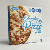 Protein pizza - 340g - LightCell