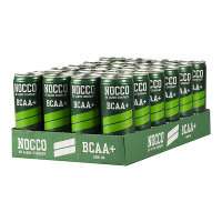 Nocco bcaa+ apple - 330ml