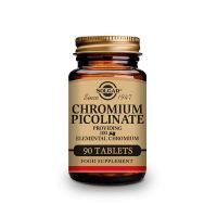Chromium picolinate 100mg - 90 tablets