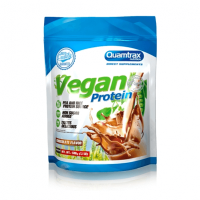 Vegan Protein - 500g [Quamtrax Direct] - Quamtrax Direct
