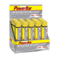 Magnesium Liquid - 20 x 25ml [PowerBar] - PowerBar
