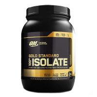100% Isolate Gold Standard 1,6 Lb (744g) [Optimum Nutrition] - Optimum Nutrition