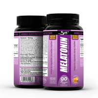 Melatonin - 90 chews - Sculpt