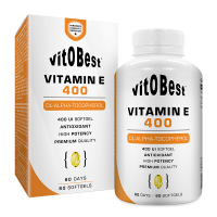 Vitamina E 400 - 60 softgels [Vitobest]