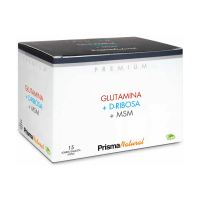 Glutamine + d-ribosa + msm - 15 duo sticks