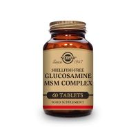 Glucosamine msm complex - 60 tablets