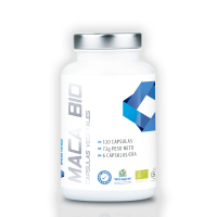 Maca Bio - 120 Cápsulas Vegetales [Heal Secret]