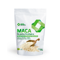 Bio maca powdered - 200g - Heal Secrets
