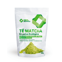 Bio matcha tea powdered - 100g - Heal Secrets