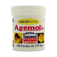 Agemol omega 6 -180 softgels
