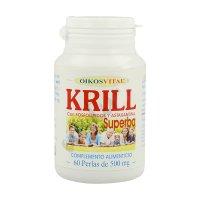 Krill superba - 60 softgels - Oikos Vital