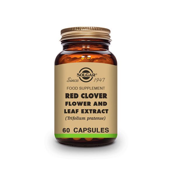 Red clover flower and leaf extract - 60 capsules
