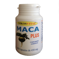 Maca plus 450mg - 90 capsules