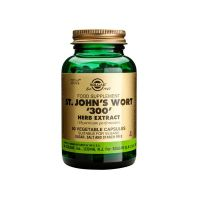 St. john´s wort 300 herb extract - 50 vegetable capsules