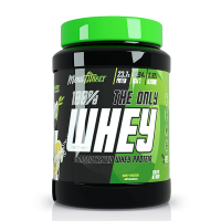 The Only Whey de 4,5kg de Menú Fitness (Proteina de Suero Whey)