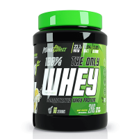 The only whey - 2kg - Menú Fitness