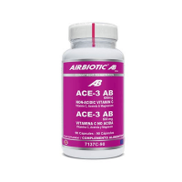 ACE-3 AB 600mg - 90 cápsulas