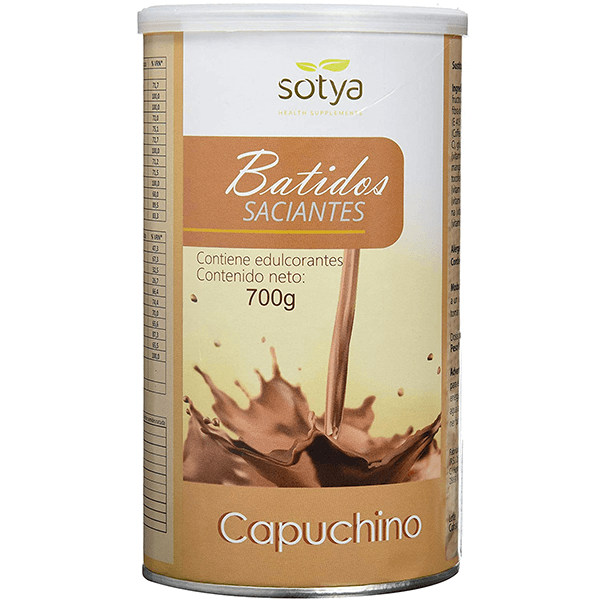 Batidos Saciantes de 700g de la marca Sotya Health Supplements (Sustitutos de comidas)