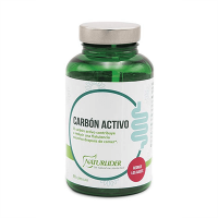 Active carbon - 90 capsules