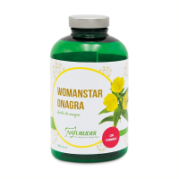 Womanstar evening primrose - 400 softgels