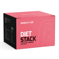 Diet stack - 20 days