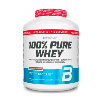 100% Pure Whey - 2,7kg (20% Extra GRATIS)