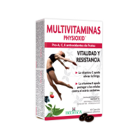 Physioxid multivitamins - 40 capsules - Holistica