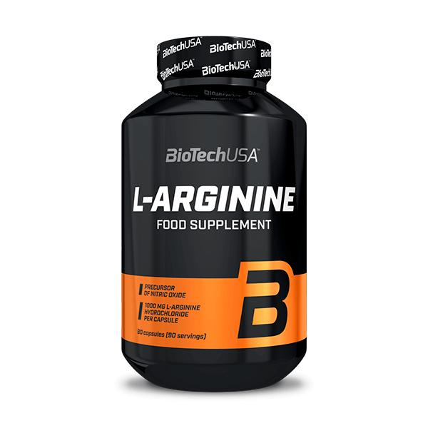 L-Arginina - 90 capsule