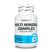 Multimineral complex - 100 tabs - Biotech USA