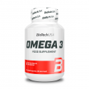 Omega 3 de 90 softgels del fabricante Biotech USA (Fuente Animal)