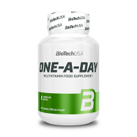 One-a-day - 100 tabs - Biotech USA