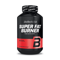 Super Fat Burner - 120 Tabletas - Biotech USA