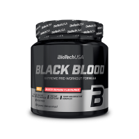 Black Blood NOX - 330g - Biotech USA