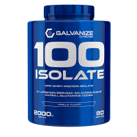 100% isolate - 2000g - Galvanize Nutrition