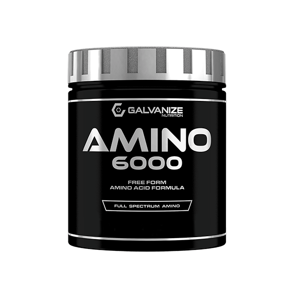 Amino 6000 - 200 Tabletas [Galvanize Nutrition]