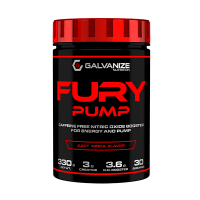 Fury Pump - 330g [Galvanize Nutrition] - Galvanize Nutrition