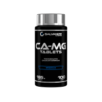Ca-mg tablets - 100 tablets - Galvanize Nutrition