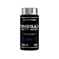 Omega 3 fatty acids - 100 capsules