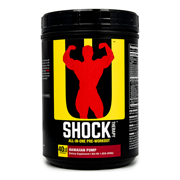 New Shock Therapy - 840 Gramm