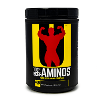 100% Beef Aminos - 400 tablets - Universal Nutrition