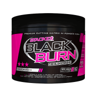 Black Burn Micronized - 300g [Stacker]