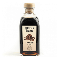Coffee liquor - 700ml - Martes Santo