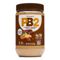 Pb2 peanut powder with cocoa - 454g - PB2 Foods