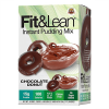 Fit&Lean Instant Pudding Mix - 6 x 25,5g [MHP]
