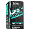 Lipo 6 Black Hers Ultra Concentrate - 60 cápsulas