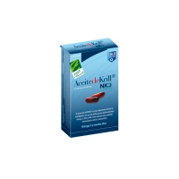 Krill oil nko 500mg - 40 capsules - 100%Natural