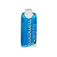 Cocowell - 330ml - 100%Natural