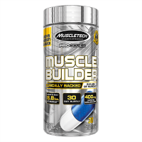 Muscle Builder - 30 cápsulas - Muscletech