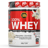 100% whey protein - 450g - All Stars