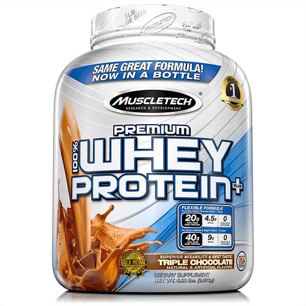 Premium Whey Protein Plus - 2,3kg [Muscletech]